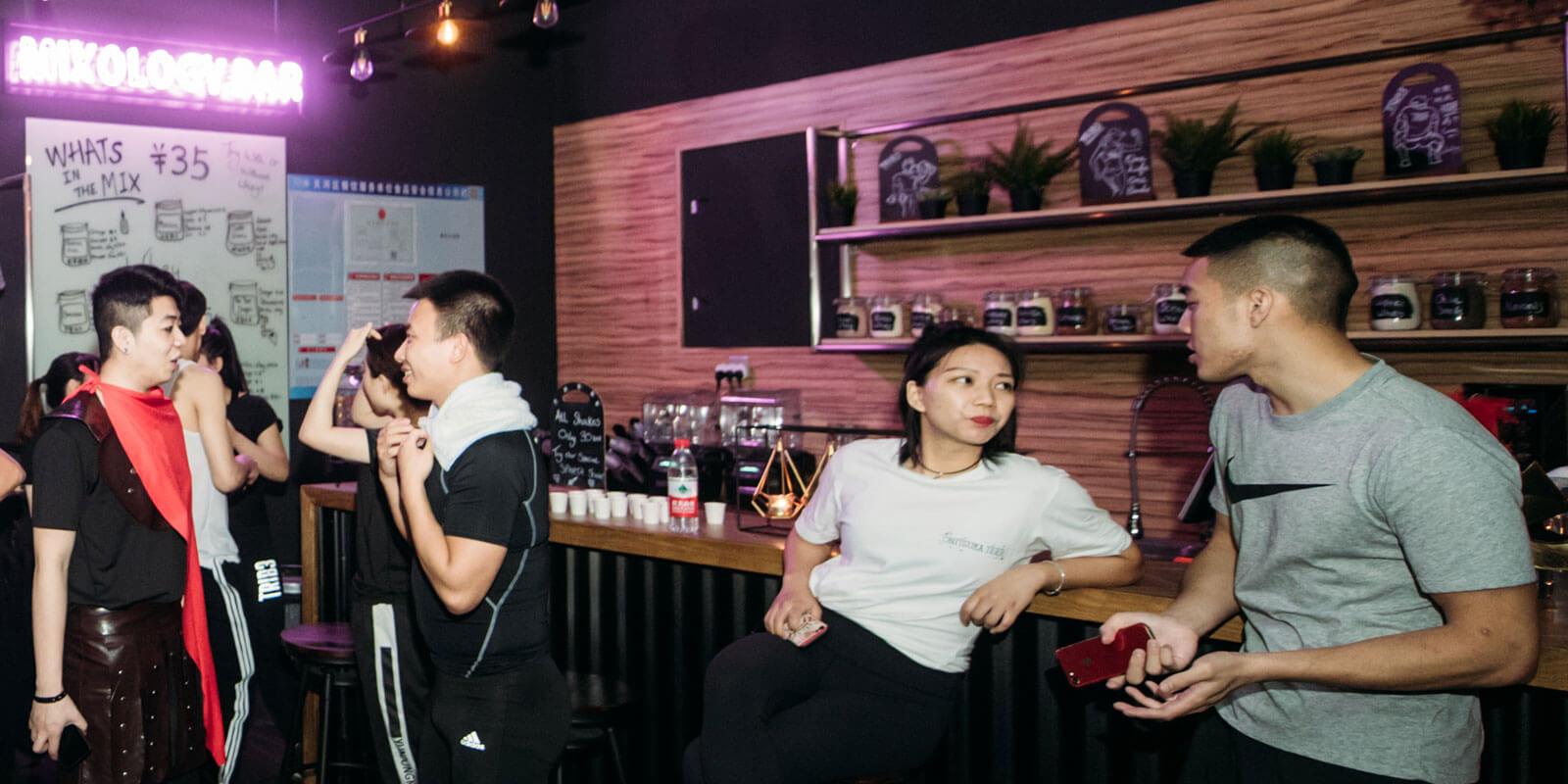 TRIB3 Guangzhou - Mixology and Lounge