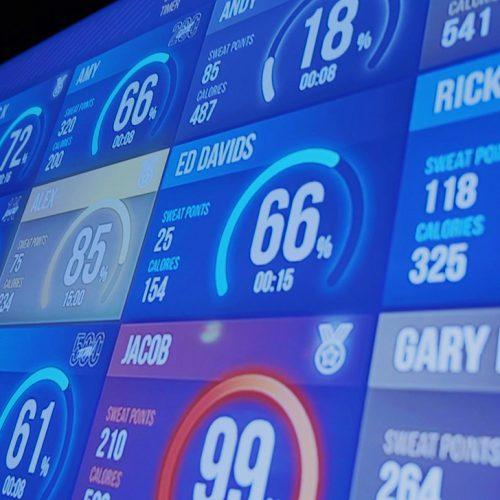 TRIB3 SWEAT Zone studio monitors