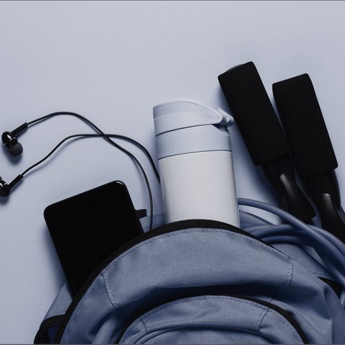 TRIB3 Gym bag essentials